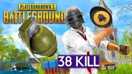 Pubg Mobile Turnuvada 38 Kill aldılar