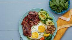 Diyet Yapanlar için 5 Günde 5 Farklı Kahvaltı tarifi