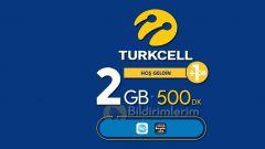 Herkes Bu Tarifeye Geliyor Turkcell Hoş Geldin 2 GB