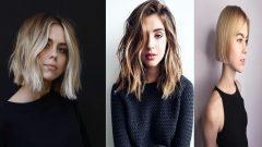 Evde Kolay Yapılan 6 Kısa Saç Modeli
