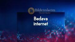 Kasım 2019 Turkcell, Vodafone, Türk Telekom Hediye İnternet
