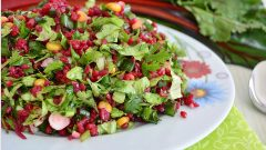 Tadı Damakta: Pancarlı Bulgur Salatası Tarifi