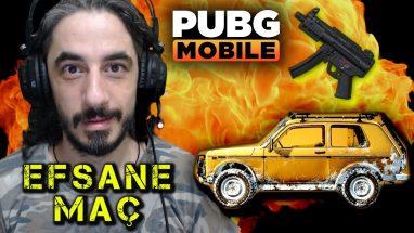 Pubg Mobile Yeni Silah ile 19 Kill