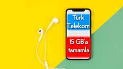 Türk Telekom Tarifeni 15GB'a Tamamla 19 TL