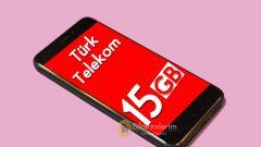 Ailecek Kullanın, Türk Telekom Ailece 15 GB Tarifesi