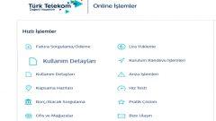 Türk Telekom Arama Dökümü Nasıl Çıkarılır? Aranan Numaraları Görme