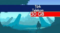 Türk Telekom Bu işlemi Yapanlar 30 GB kazanıyor