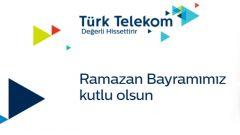 Türk Telekom Ramazan Bayramı Hediyesi – Sil Süpür Bedava internet 2020