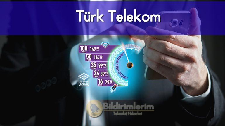Türk Telekom Selfy Özel Evde İnternet Kampanyası