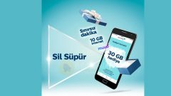 Türk Telekom Sil Süpür Haftalık Gece 10 GB internet kazandırıyor