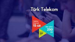 Türk Telekom Neti Bol 15 GB Tarifesi