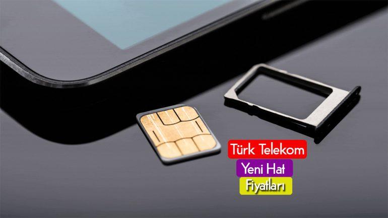 Türk Telekom Yeni Hat Fiyatları