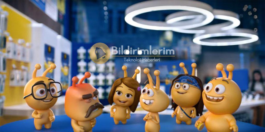 Turkcell Bip Hediye Yarışı