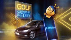 Turkcell Dijital Faturaya Geç VW Golf Kazan 2020