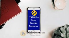 Turkcell Kazan Kazandır Kampanyası 40 GB Bedava internet