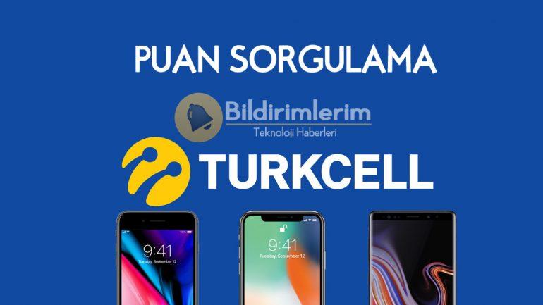 Turkcell Puan Sorgulama – Telefon Puan Öğrenme ve Yükseltme