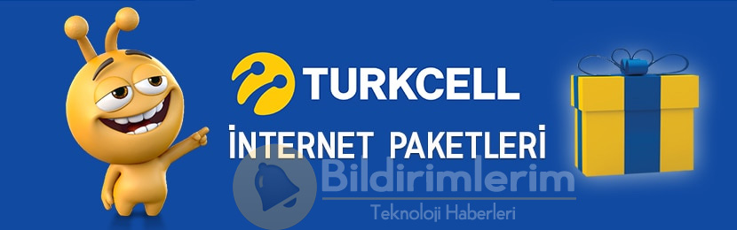 Turkcell bedava internet kampanyaları