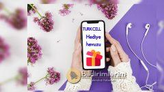 Yeni Turkcell Hediye Havuzu Bedava internet Kampanyası