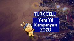 Turkcell Yeni Yıl – Yılbaşı Bedava internet 2020 Kampanyası