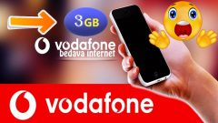 Vodafone 3 GB Bedava İnternet (Videolu Anlatım) 2019