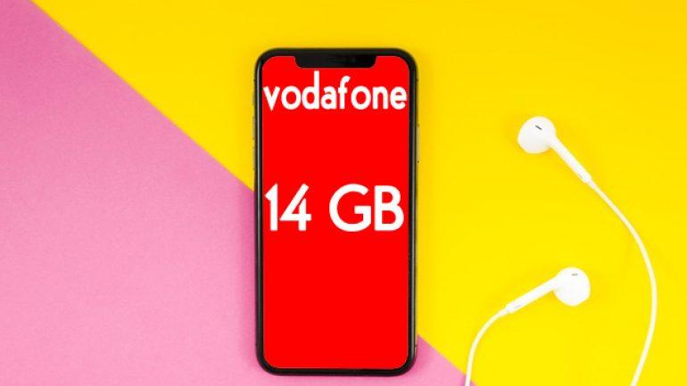 14 GB internetiyle Vodafone Saçma Güzel 14 Tarifesi