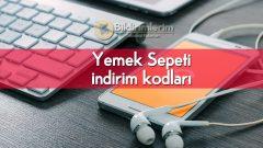 Vodafone Yemek Sepeti %50'ye varan indirim kodları