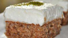 Sütlü Şerbetli Kıbrıs Tatlısı Tarifi