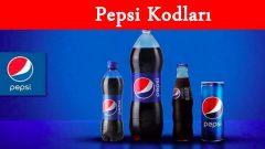 Pepsi Kodları – Kullanılmamış Pepsi Kodu