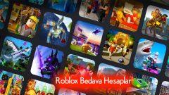 Roblox Robuxlu Bedava Hesaplar 2020