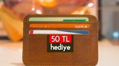 TEB Bonus'tan Herkese 50 TL Hediye kampanyası
