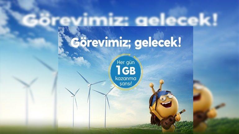 Turkcell Senyapdiye Geleceğimiz İçin kampanyası