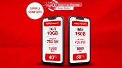 Çok Az Bilinen Vodafone Kolay Paket 9 Paketi